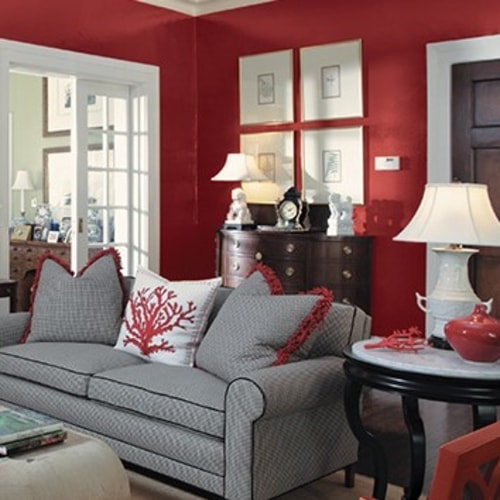 Beautiful Vibrant Paint Colors for Your Home