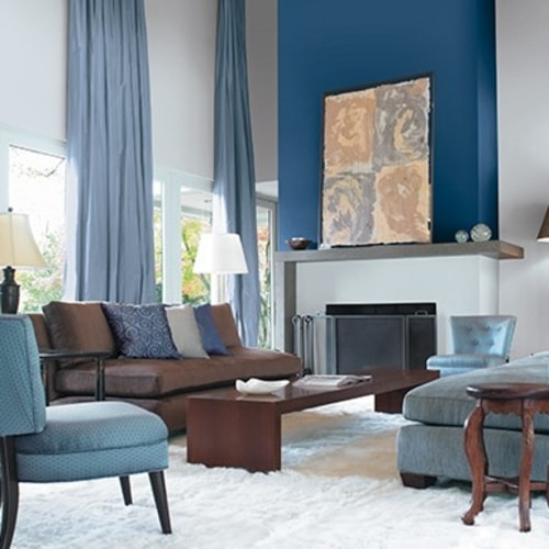 Great Classic Paint Colors for Living Rooms