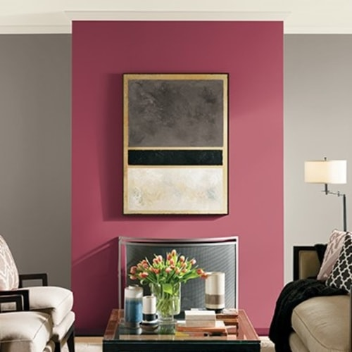 Great Classic Paint Colors for an Accent Wall