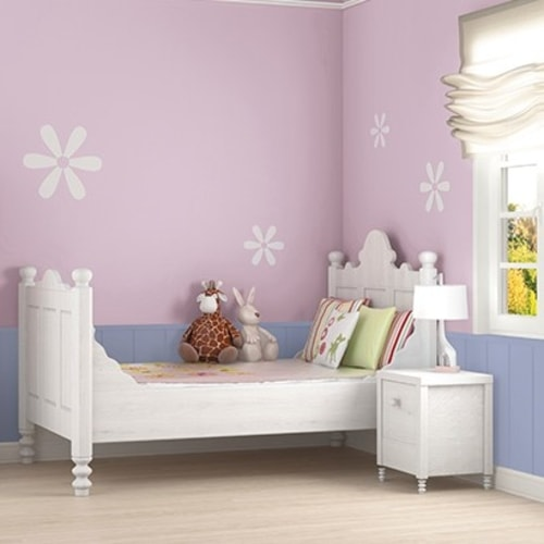 Great Vibrant Paint Colors for Your Nursery