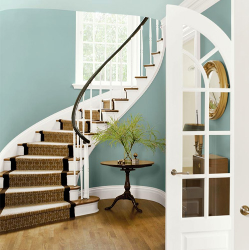 The Best Paint Colors for Your First Home