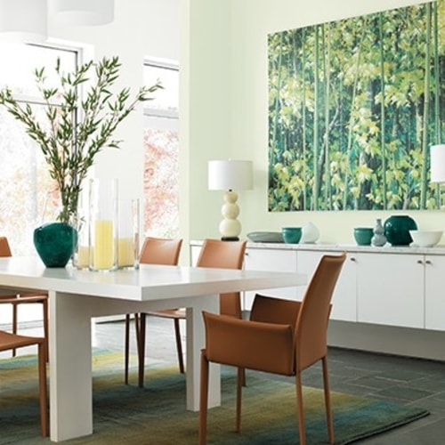 Dining Areas and Living Rooms