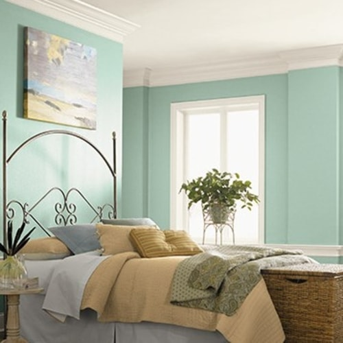 Bedrooms and Sunrooms