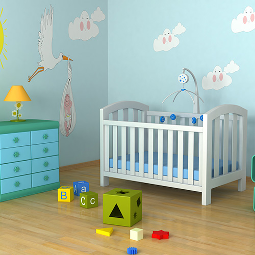 The Best Paint Colors for Your Nursery