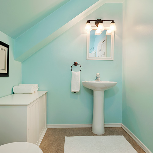 How To Make Your Small Bathroom Feel Bigger