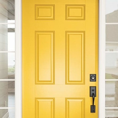 Exterior Yellow Paint Colors